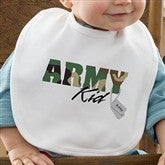 Army and Navy Supporter© Infant Bib - 10836-B