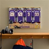 NFL Minnesota Vikings Personalized Locker Room Canvas- 12x18 - 10917-S