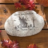 Haunted House© Personalized Stepping Stone - 10922