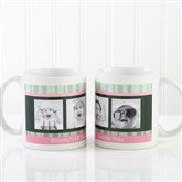 Photo Message to Her Personalized Coffee Mug 11 oz.- White - 10923-S