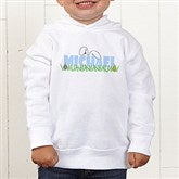 Ears To You© Toddler Hooded Sweatshirt - 1100-CTHS