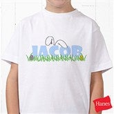 Ears To You Personalized Easter Hanes® Youth T-Shirt - 1100YCT