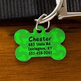 Pick Your Design Personalized Pet ID Tag - Bone - 11050-B
