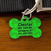Pick Your Design Personalized Pet ID Tag - Bone - 11050-B