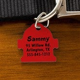 You Name It Personalized Pet Tag - Fire Hydrant - 11051-F