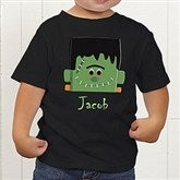 Freaky Frankie Toddler T-Shirt - 11096-TT
