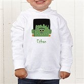Freaky Frankie Toddler Hooded Sweatshirt - 11096-CTHS