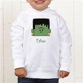 Freaky Frankie Toddler Hooded Sweatshirt - 11096-CTHS
