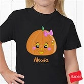 Miss Pumpkin Personalized Hanes® Youth T-Shirt - 11097YT