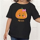 Miss Pumpkin Toddler T-Shirt - 11097-TT