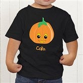Pumpkin Pal Personalized Toddler T-Shirt - 11098-TT