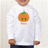 Pumpkin Pal Toddler Hooded Sweatshirt - 11098-CTHS