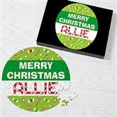 Merry Christmas Personalized 68 Pc Puzzle - 11109-68