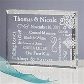 Our Life Together Personalized Keepsake - 11140