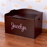 KidKraft Personalized Austin Toy Box - Cherry - 11165D-C