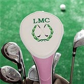 Performance Pink Golf Club Cover - Golf Crest - 11209-C