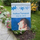 New Arrival© Personalized Photo Garden Flag - 11229-FP