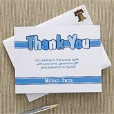 I'm The Communion Boy Personalized Thank You Cards - 11276