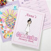 I'm The Communion Girl Personalized Memory Book - 11281