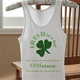 Irish For A Day© Junior Tank - 11284-T