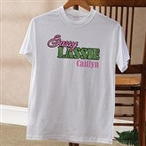 Sassy Lassie! Adult T-Shirt - 11292-AT