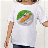 Retro Rabbit Easter Toddler T-Shirt - 11308-TT