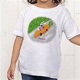 Retro Rabbit Easter Toddler T-Shirt - 11308-TT