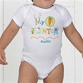 My First Easter Baby Bodysuit - 11314-CBB