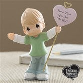 Precious Moments® Her Gift of Love Boy Figurine - 11327-B