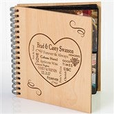 Our Life Together Personalized Photo Album - 11331