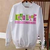 Lady Luck! Adult Sweatshirt - 11338-AS