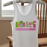 Lady Luck! Junior Tank - 11338-T