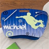 Skater Boy's Personalized Lap Desk - 11388