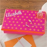 Sorbet Spots Personalized Lap Desk - 11401