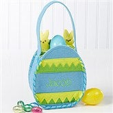 Easter Egg Mini Treat Bag - Blue - 11433-B
