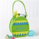 Easter Egg Mini Treat Bag - Green - 11433-G