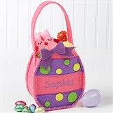 Easter Egg Mini Treat Bag - Pink - 11433-PI