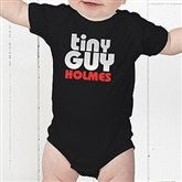 Little Guy Personalized Baby Bodysuit - 11442-CBB