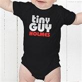Little Guy Personalized Baby Bodysuit - 11442-CBB