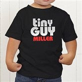 Little Guy Personalized Toddler T-Shirt - 11442-TT