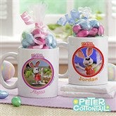 Peter Cottontail® Personalized Coffee Mug - 11581