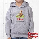 Curious George® Personalized Sweatshirt - 11589