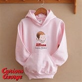 Curious George® Personalized Sweatshirt - 11590