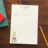 Wise Owl Personalized Notepad - 11632