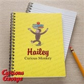 Curious George® Personalized Mini Notebooks-Set of 2 - 11638