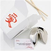 Fortunate Love Personalized Fortune Cookie - 1165