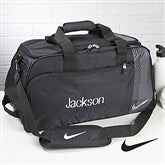 Nike® Embroidered Duffel Bag- Name - 11668-N