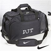 Nike® Embroidered Duffel Bag-Monogram - 11668-M