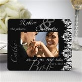The Wedding Couple© Personalized Mini Favor Frame - 11671