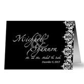 The Wedding Couple Personalized Greeting Card - 11672